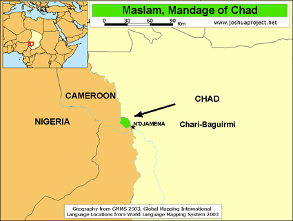 Kotoko, Maslam in Chad