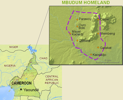 Mbedam in Cameroon