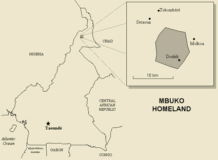 Mboku in Cameroon