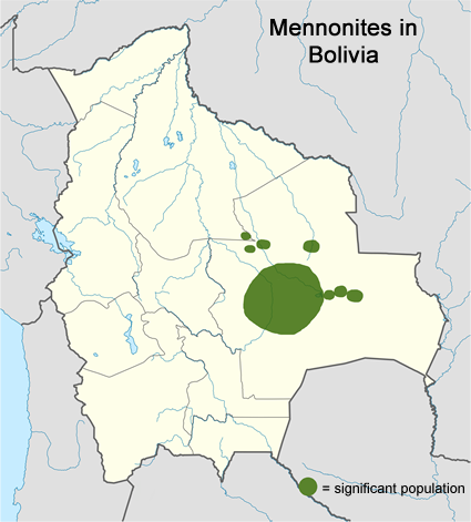 Mennonites in Bolivia  Joshua Project