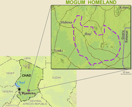 Mogum in Chad