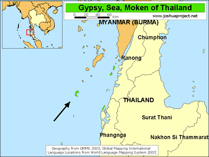 Moken In Thailand Joshua Project