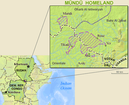 Mundu, Mundo in Congo, Democratic Republic of