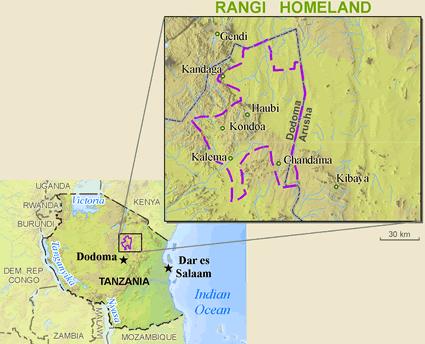 Rangi in Tanzania | Joshua Project