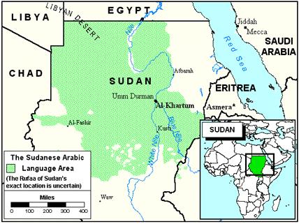 Rufaa, Rufaiyin in Sudan :: Joshua Project