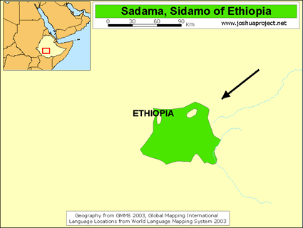 Sidama in Ethiopia | Joshua Project