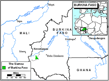 Siamou, Seme in Burkina Faso