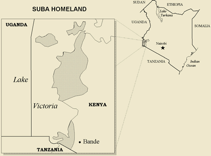 Suba in Kenya