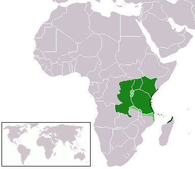 Swahili in Uganda