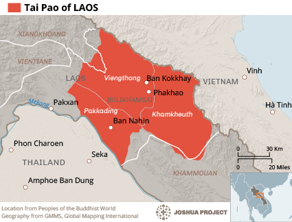 Tai Pao in Laos