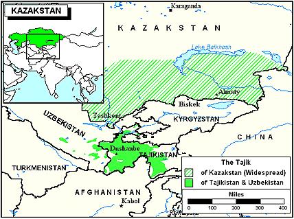 Tajik in Kazakhstan Joshua Project