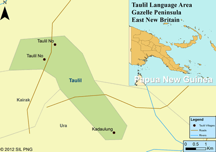 Taulil-Butam in Papua New Guinea