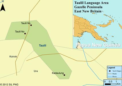 Taulil-Butam in Papua New Guinea | Joshua Project
