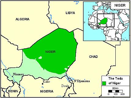 Tubu, Teda in Niger | Joshua Project