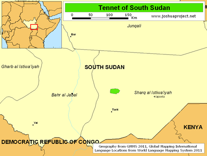 Tennet in South Sudan