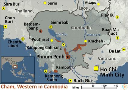 Cham, Western in Cambodia | Joshua Project
