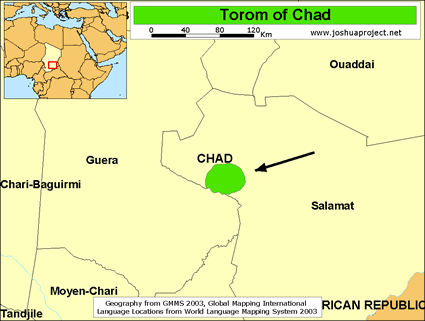 Torom in Chad