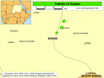 Tulishi in Sudan