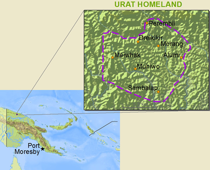 Urat in Papua New Guinea