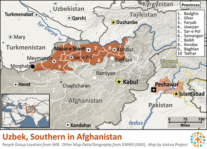 Image result for uzbek in afghanistan