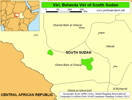 Viri, Belanda Viri in South Sudan