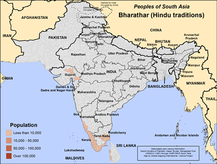 Bharathar in India