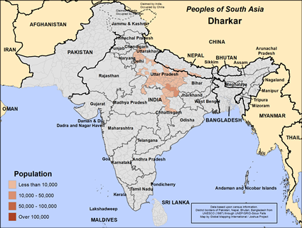 Dharkar in India