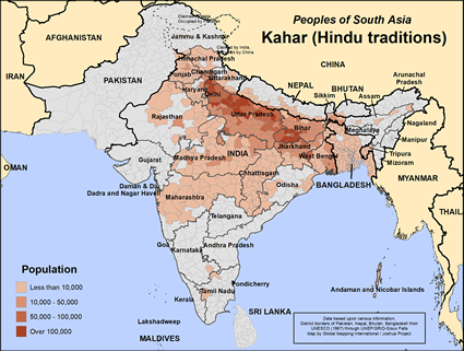 Kahar (Hindu traditions) in India | Joshua Project