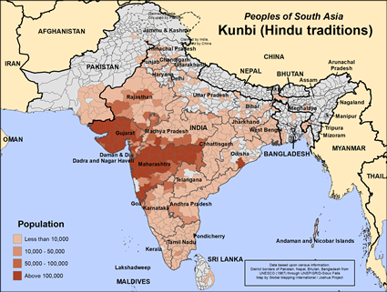 Kunbi, Hindu traditions in India