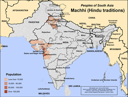 Machhi (Hindu traditions) in India | Joshua Project