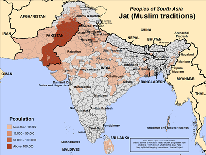 Jat, Muslim traditions in Bangladesh