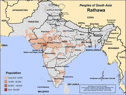 Rathawa in India