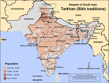 Tarkhan, Sikh traditions in Bangladesh