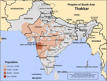Thakkar in India