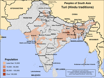 Turi (Hindu traditions) in India | Joshua Project