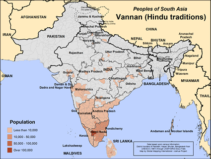 Vannan in India