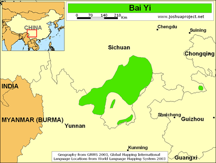 Bai Yi in China