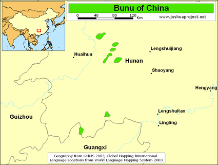 Bunu in China