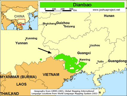 Dianbao in China