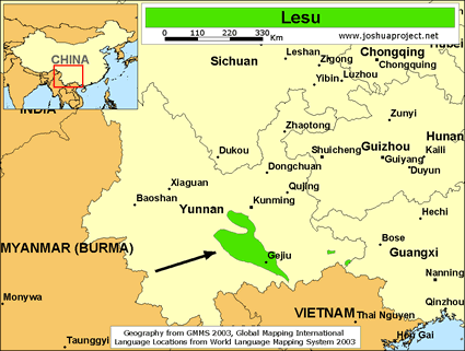 Lesu in China