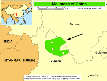 Malimasa in China