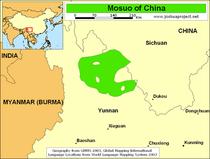 Mosuo in China