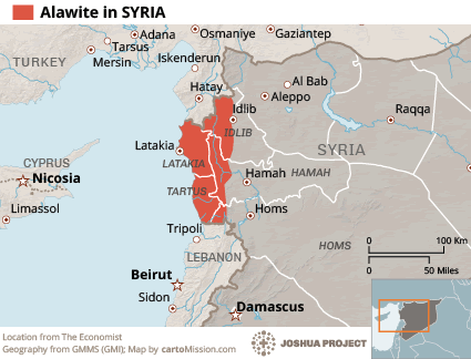 Alawite in Syria