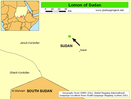 Lomon in Sudan