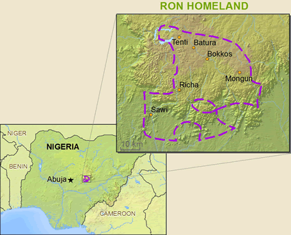 Ron in Nigeria