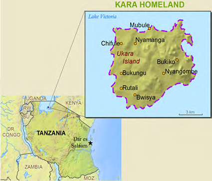 Kara, Regi in Tanzania | Joshua Project