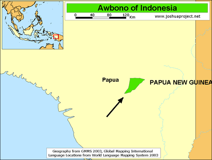 Awbono in Indonesia