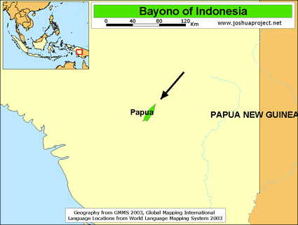 Bayono in Indonesia
