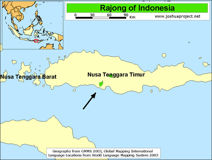 Rajong in Indonesia