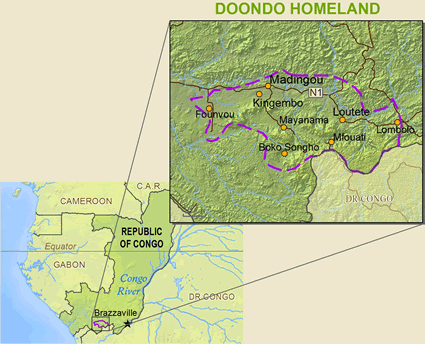 Dondo in Congo, Republic of the